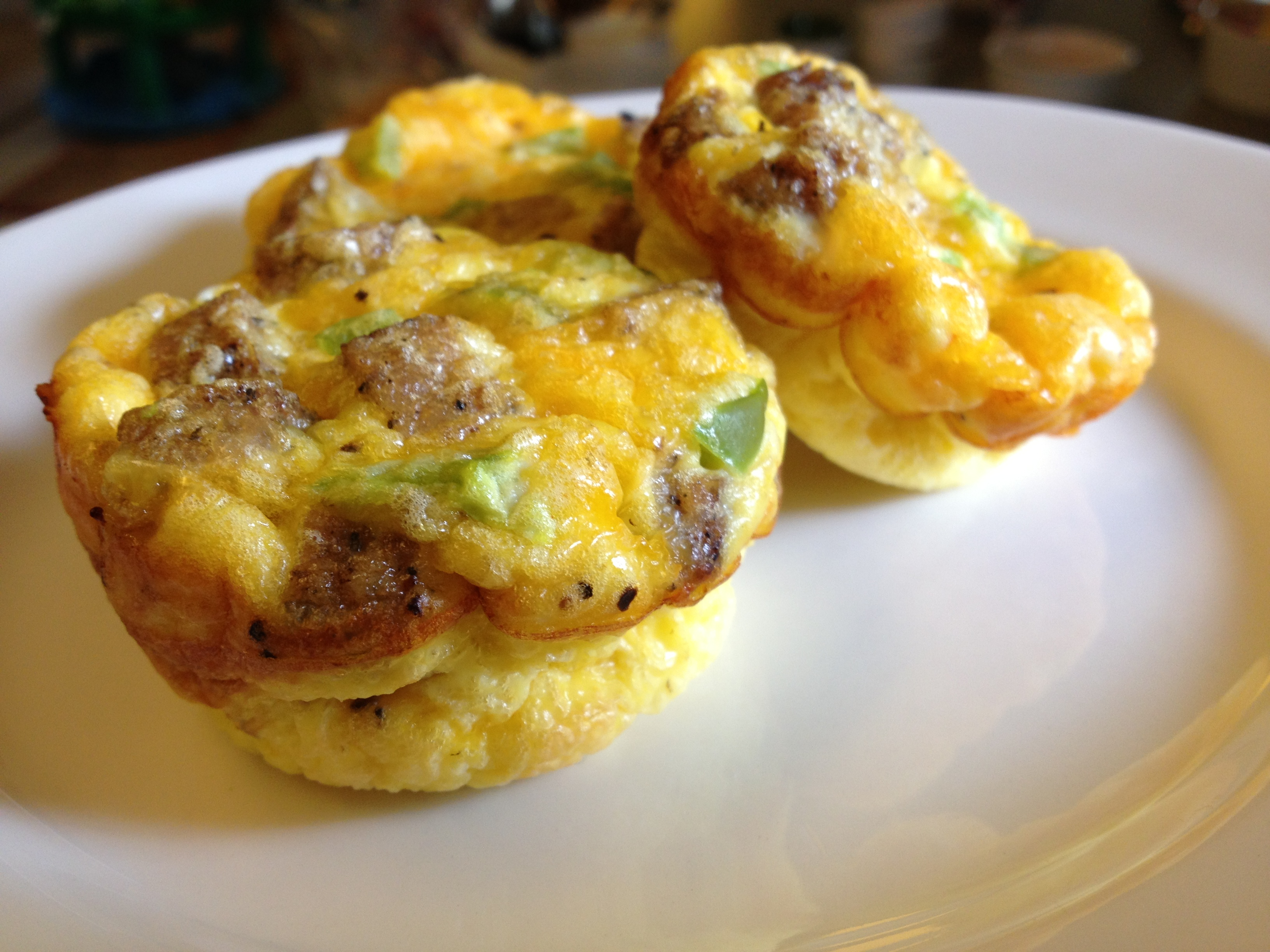 how to cook egg muffins